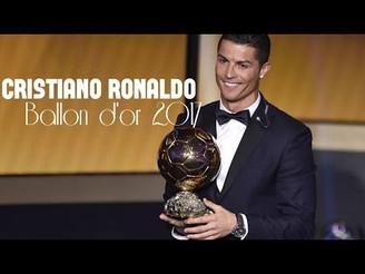 Ballon d'Or 2017: Cristiano Ronaldo