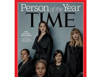 Time's Person of the Year 2017 : 'The Silence Breakers'