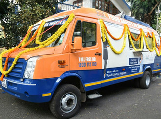India's first-ever mobile food testing lab launched in Goa