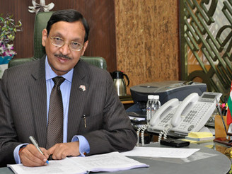 Dinesh K Sarraf : New Chairman of the Petroleum and Natural Gas Regulatory Board (PNGRB)