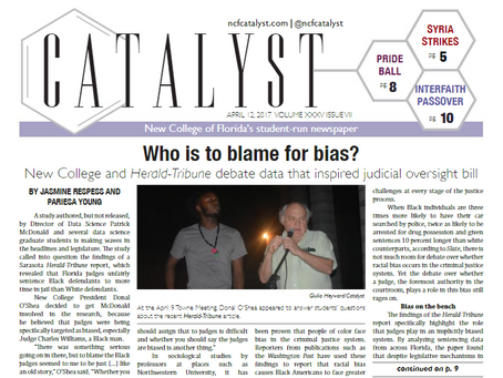 Who is to blame for bias?