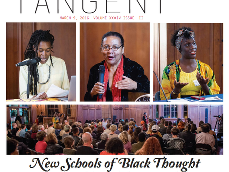 """""""Artistic, political, academic"""": Black History Month at New College"""