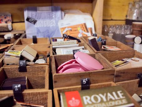 Historic Parisian antique market goes digital