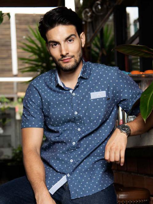 Camisa RM347