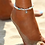 Thumbnail: Multi Shell Mix Anklet Ankle Bracelet - Starfish