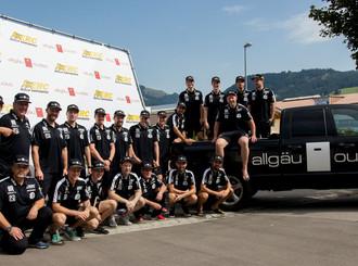 ERC Sonthofen vor erstem Testspielwochenende: Bulls empfangen Heilbronner Falken und Zell am See