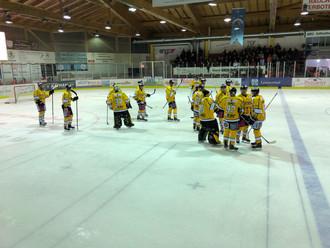 ERC Sonthofen besiegt Miesbach 2:1 nach Verlängerung