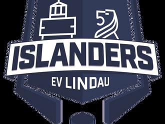 EV Lindau Islanders gegen ERC Sonthofen