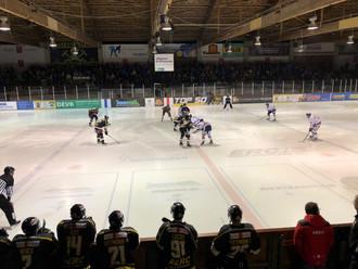 ERC Sonthofen verliert gegen Deggendorf 2:3 nach Verlängerung