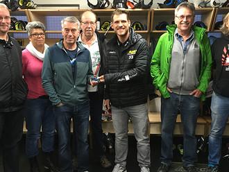ERC Sonthofen gewährt Saisonkarten-Frühbuchern einen Blick hinter die Kulissen