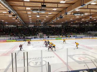 Bulls holen Punkt im Allgäu-Derby in Memmingen: Sack nicht rechtzeitig zugemacht