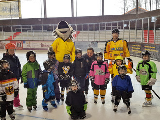 Laufschule wieder on Ice!
