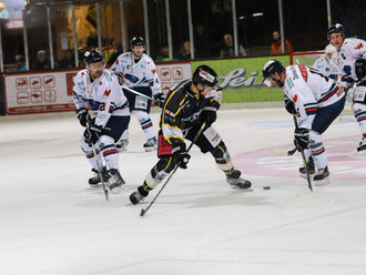 Brutaler Abschluss der Hauptrunde: Sonthofen verliert in der Verlängerung gegen Deggendorf