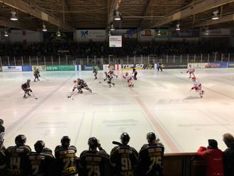 Dominante Bulls: ERC Sonthofen besiegt Peiting 4:1