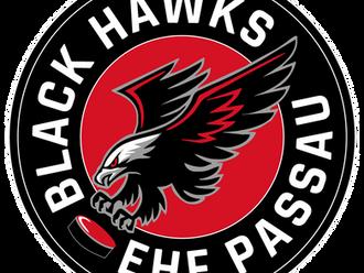 3:0-Erfolg über die Passau Black Hawks
