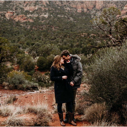 Bell Rock Proposal / Sedona, AZ / Trap + Sam