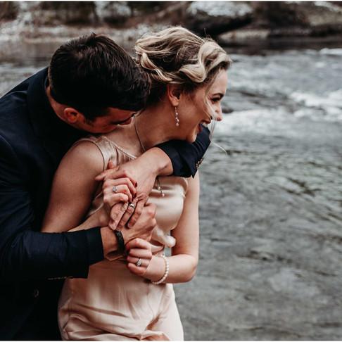 Riverside Elopement / Spokane, WA / Megan & Scott