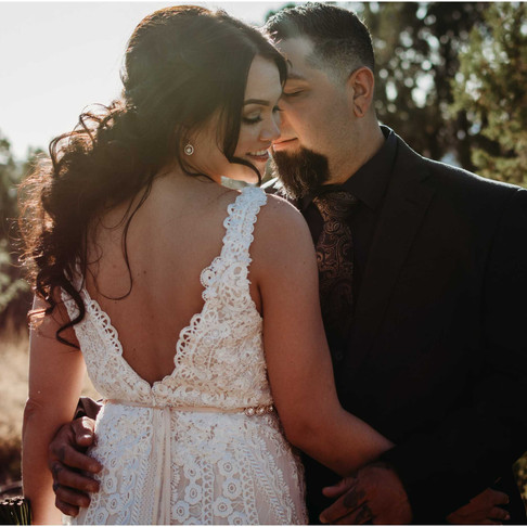 Sky Ranch Lodge Wedding / Sedona, AZ / Ashley + James