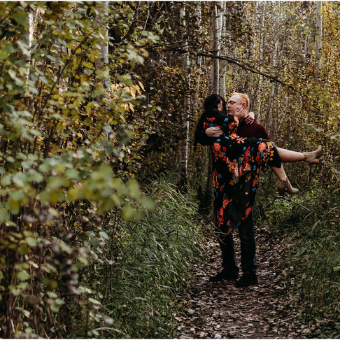 Indian Painted Rock Adventure couples / Spokane, WA / Salliena & Mike