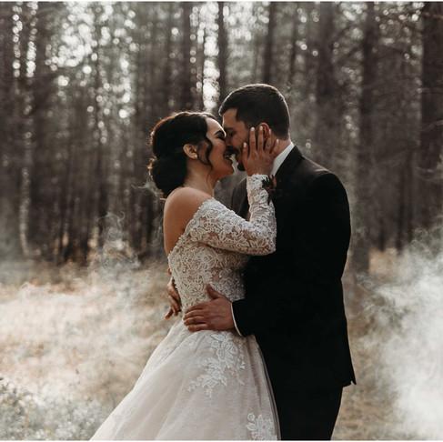 Fall Styled Wedding Shoot / Newport, WA / Foxwood House wedding venue