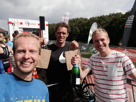 Heren 3 pakt brons in Almere