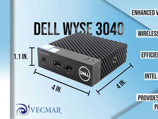 Thin Client Thursday: Dell Wyse 3040