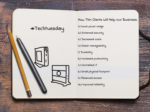Tech Tuesday: How Thin Clients Will Help Your Business