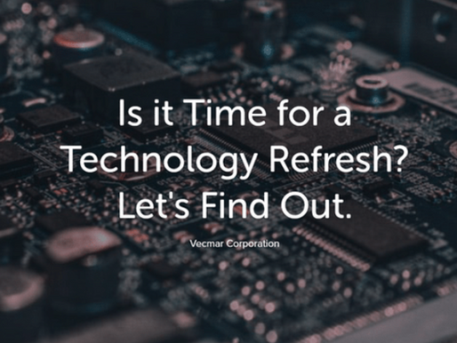 Tech Tuesday: Technology Refresh