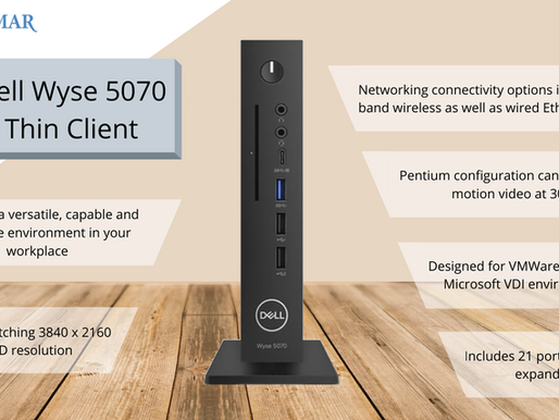 Thin Client Thursday: Dell Wyse 5070