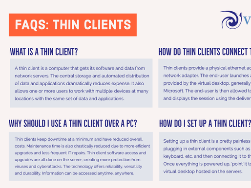 Tech Tuesday: Thin Client FAQs