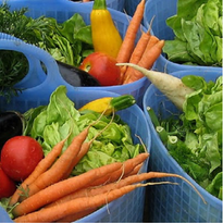 Regionales Gemüse vom Birsmattehof