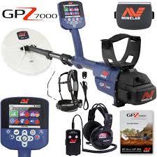 GPZ 7000 Metal Detector