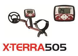 X-TERRA 505 Metal Detector
