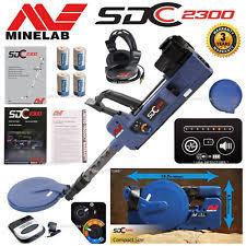 SDC 2300 Metal Detector