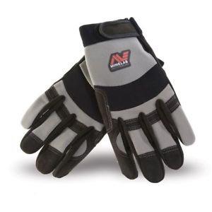 Minelab Gray Gloves