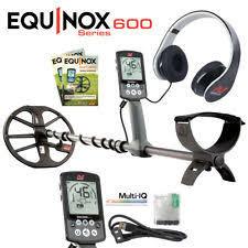 EQUINOX 600 Metal Detector