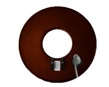 """Tesoro Delta 8"""" Round Concentric Coil"""