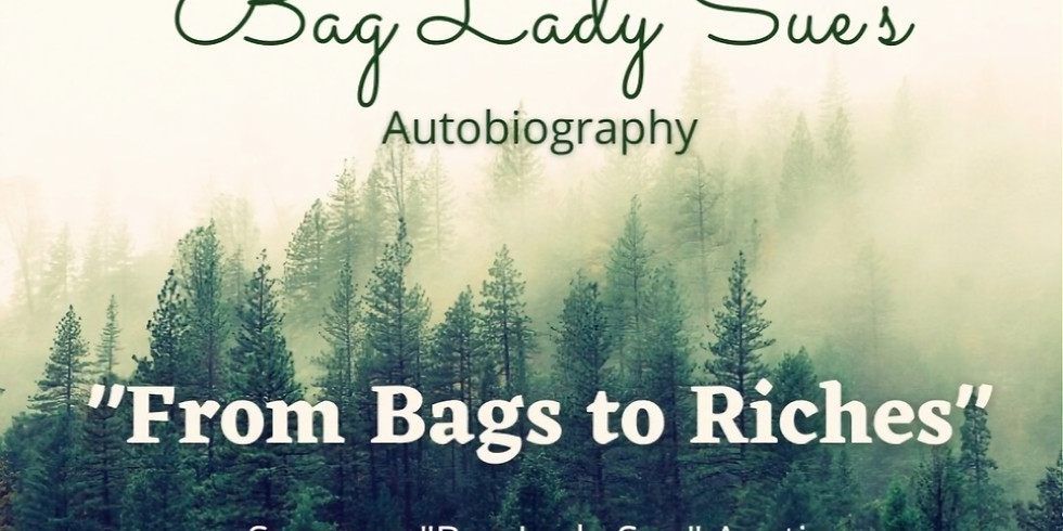Bags Book Signing