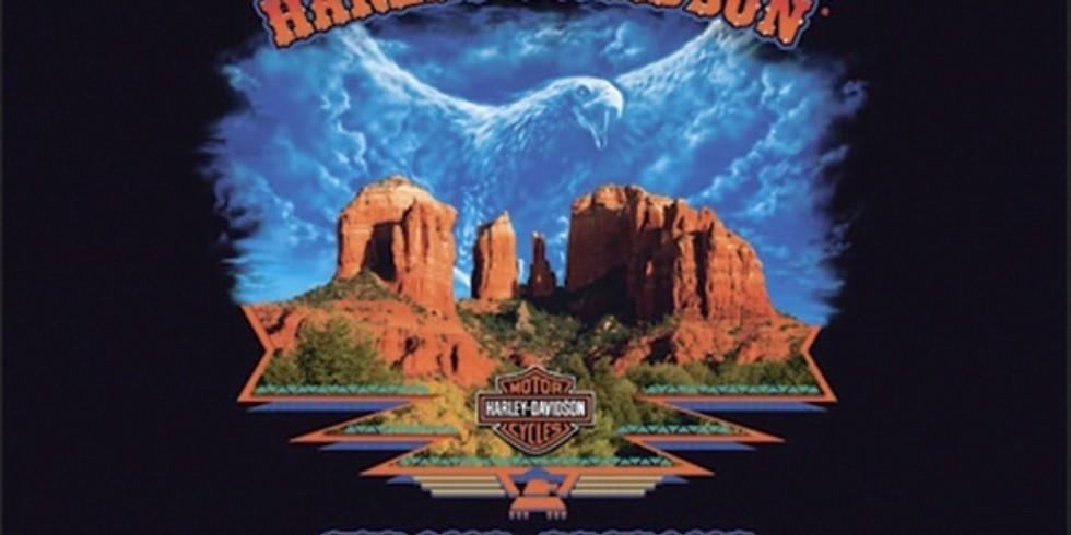 FLAGSTAFF/ARIZONA- Grand Canyon Harley Davidson