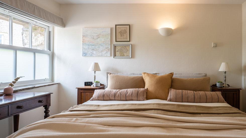Byre Bedroom at The Green Cumbria
