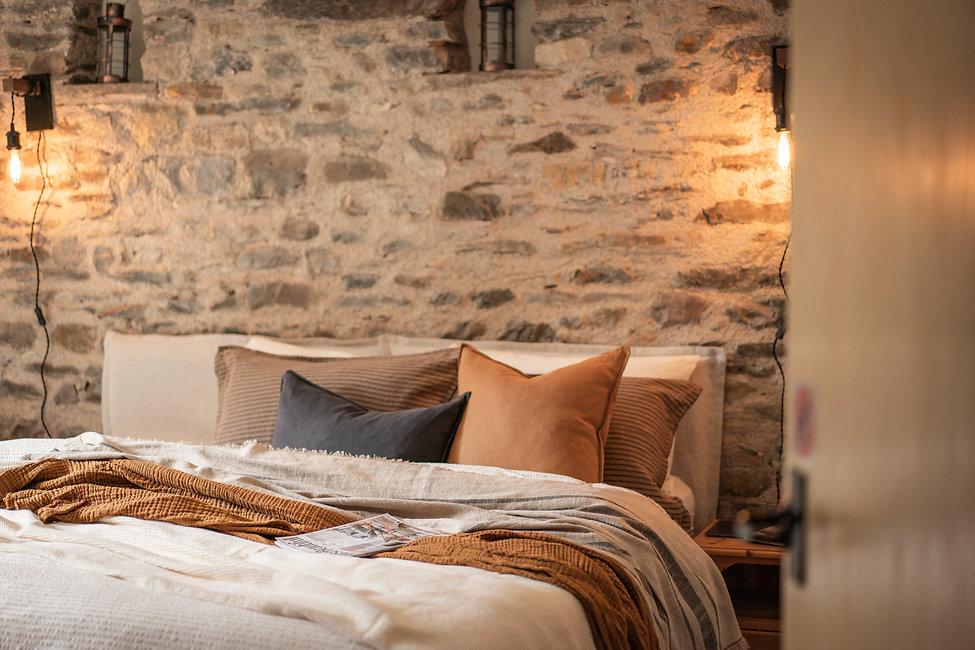 Haystore Bedroom at The Green Cumbria