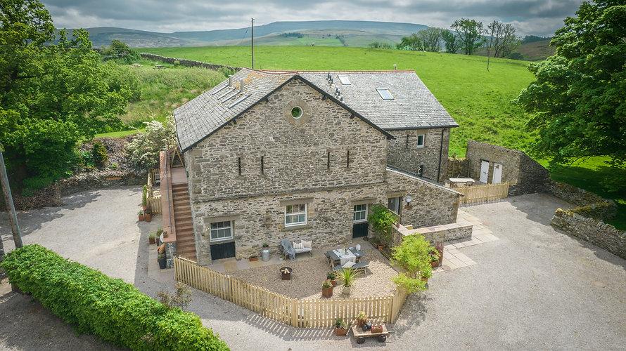 Traditional Cumbrian Stone Barn