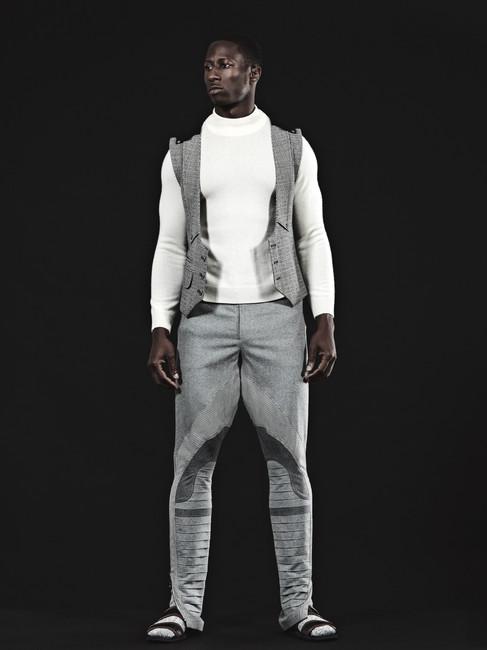 Shingo Breeches & Lace Vest
