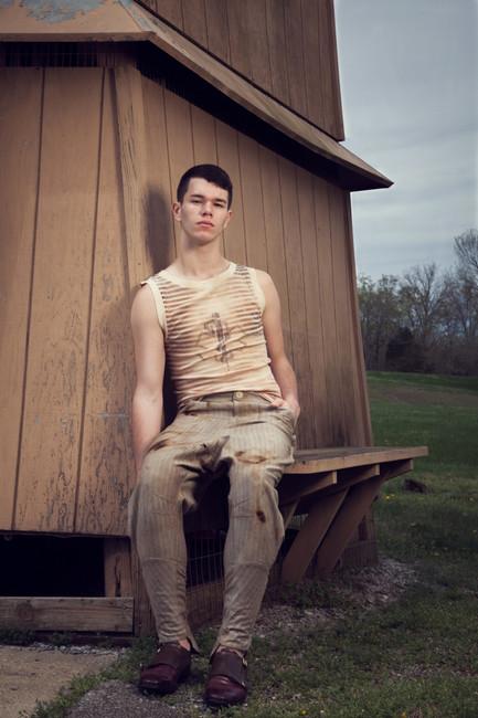 Twist Trouser & Medic-Alert Shirt
