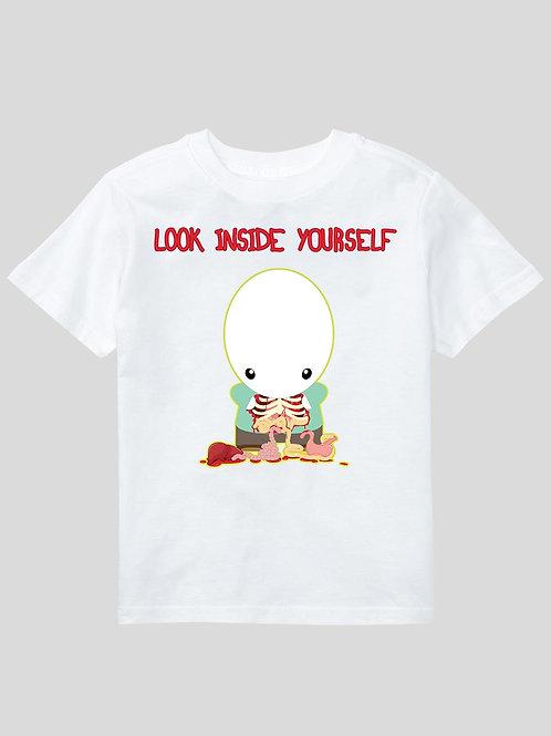 Look inside yourself