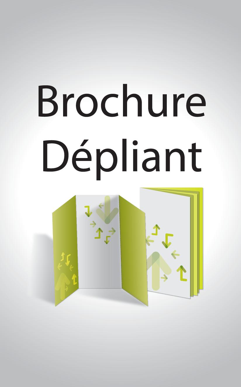 Brochure Dépliant