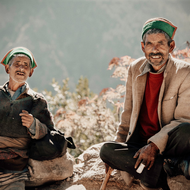 India-Himalayas
