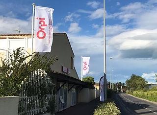 Agence immobilière ORPI Richelieu au Cap d'Agde