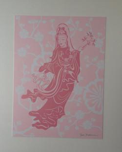 Kuan Yin por Grace Konaublach