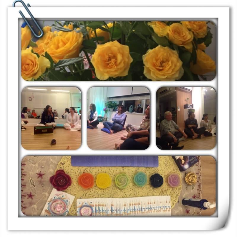 Curso de Meditação das Rosas